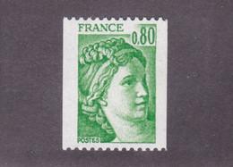 TIMBRE FRANCE N° 1980 NEUF ** - 1977-81 Sabine Of Gandon