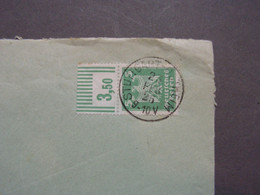 Stuttgart Oberand Brief - Covers & Documents