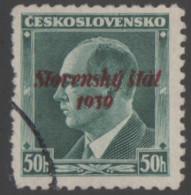 Slovakia - #8 - Used - Gebraucht