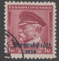 Slovakia - #12- Used - Gebraucht
