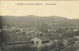 07 : Saint Paul Le Jeune - Vue Générale - Other Municipalities