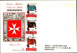 22717) SMOM FDC 1967 - 6. 1946-.. Republic
