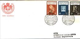 22718) SMOM FDC 1966 - 6. 1946-.. Republic