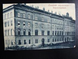 Z27 - Temesvar - Dikasteriaepulet - 1919 - Romania