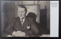 REICHSMINISTER HERMANN GOERING - Guerra 1939-45