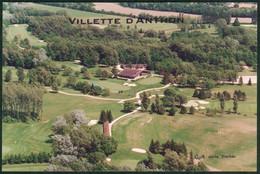 VILLETTE D'ANTHON (38/Isère) - Golf Club De Lyon , Vue Aérienne - Otros Municipios