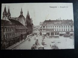 Z27 - Temesvar - Kossuth-ter - - Romania