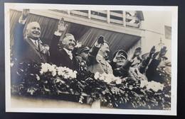 VON NEURATH, PAPEN, HITLER, GOEBBELS STADTHALTER MURR - Guerra 1939-45