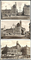 Sweden  - Malmö - Lot 3 Postcards Savoy Hotel (animation Akta Fotografi 1934) - Suède