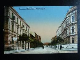 Z27 - Temesvar - Gyarvaros - Andrassy-ut - Romania