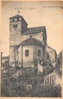 Sologny La Croix Blanche Canton Mâcon église - Other Municipalities