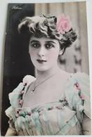 PORTRAIT DE L'ACTRICE FRANCAISE GABRIELLE ROBINNE (1886-1980) - Photographie De Reutlinger - Artisti