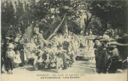 "30 : Bessèges- Automobile ""Les Roses"" - Fête Locale - 1er Septembre 1912 - Bessèges"