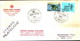 22729) ITALIA FDC MUSEO INTERNAZIONALECROCE ROSSA - CASTIGLIONE DELLE STIVIERE 27-5-1978 - 6. 1946-.. Republic