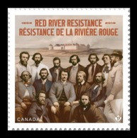 Canada 2019 Mih. 3771 Red River Resistance MNH ** - Nuevos