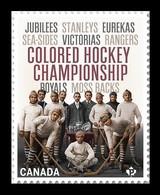 Canada 2020 Mih. 3794 Ice Hockey. Colored Hockey Championship MNH ** - Nuevos