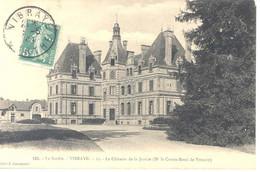 "72 Sarthe - VIBRAYE - "" Le Château De La Justice "" - Vibraye"