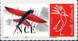 NOUVELLE CALEDONIE (New Caledonia)- 2 Timbres Personnalisés - Poisson - Fish - 2020 - Neufs