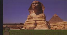 Nations Unies - Vienne - Carnet - C456 - Patrimoine Mondial - Egypte - Cote 46€ - Markenheftchen