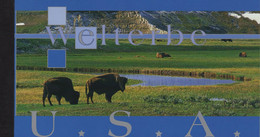 Nations Unies - Vienne - Carnet - C412 - Patrimoine Mondial - Etats Unis - Cote 59€ - Markenheftchen