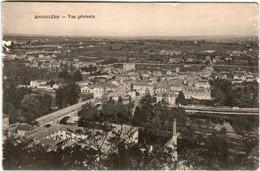 61ii 613 CPA - ANGOULEME - VUE GENERALE - Angouleme