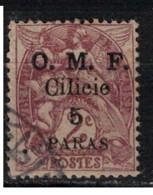 CILICIE        N°  YVERT   :  89 ( 1 )        OBLITERE       ( OB  9/41 ) - Oblitérés