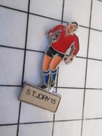 SP08 Pin's Pins / Rare Et De Belle Qualité !!! THEME SPORTS / RUGBY SAINT JORY 15 - Rugby