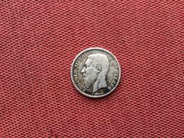BELGIQUE Monnaie De 50 Centimes 1868 Superbe Etat TRÈS RARE !!!!!!!! - 06. 50 Céntimos