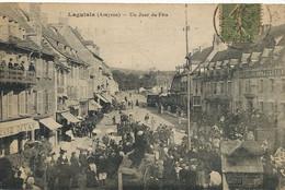 Laguiole Aveyron Un Jour De Fete - Betogingen