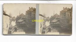 Photo Stéréoscopique Sur Carton, N° 2, Chartres, 1917 - Stereoscopic