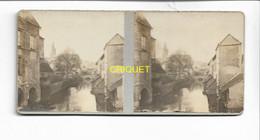Photo Stéréoscopique Sur Carton, N ° 3, Chartres, 1917 - Stereoscopic