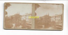 Photo Stéréoscopique Sur Carton, N ° 5, Chartres, 1916 - Stereoscopic