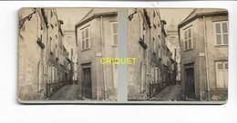 Photo Stéréoscopique Sur Carton, N ° 6, Chartres, 1917 - Stereoscopic