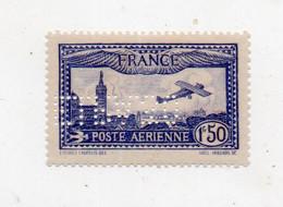 N° 6c .  E.I.P.A 30.  1f50 Bleu. Exposition Aerienne Paris. - 1927-1959 Nuovi