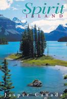 Jasper - Parc National De Jasper - Lac Maligne - Jasper