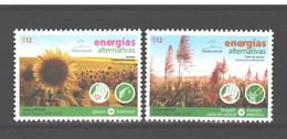 Uruguay MNH 2012 Energy - Uruguay