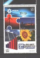 Uruguay MNH 2015 Energy - Uruguay