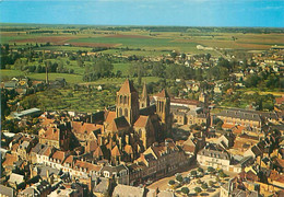 Saint Pierre Sur Dives - Vue D' Ensemble - L' Eglise Et La Place De L' Hotel    AZ 582 - Other Municipalities