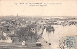 3854  85  LES SABLES D OLONNE TOUR D ARUNDEL  42-0923 - Sables D'Olonne