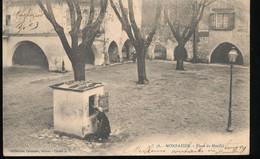 Monpazier --  Place Du Marche - Autres Communes