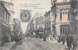 75-PARIS RUE DE LA GAITE-N°T1083-F/0253 - Other