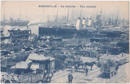 13. MARSEILLE. La Joliette - Joliette, Hafenzone