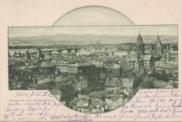 N°7377 R -cpa Mainz -panorama Vom Stephansthurm- - Mainz