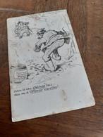 FELDPOSTKARTE - K. POMMERHANZ - RUSSEN-EINBRUCH - FRITZ An Die LIEBE MUTTER ROSALIE SAGAWE 1916 Nach GRANA Bei ZEITZ - Humour