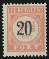 Ned.Indië - Nr. P40 (postfris) - India Holandeses