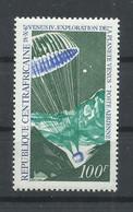 CENTROAFRICANA   YVERT   AEREO  59     MNH  ** - Centrafricaine (République)