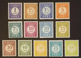 Ned.Indië - Nrs. P53 T/m 65 (postfris) - India Holandeses