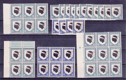 France YT 755/755a Armoirie Corse N** MNH - Ongebruikt