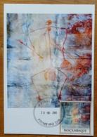 Carte Maximum Card Ubirr Australia Australie  Peinture Rupestre  Rock Painting 2010 - Prehistory