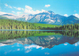 Jasper - Parc National De Jasper - Lac Pyramide - Jasper